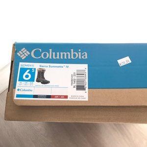 Columbia Shoes - Columbia Waterproof Sierra Summette Iv Snow Boot